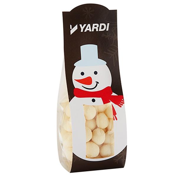 Large Candy Desk Drop w/ Sugar Cookie Snowballs (5 oz.)