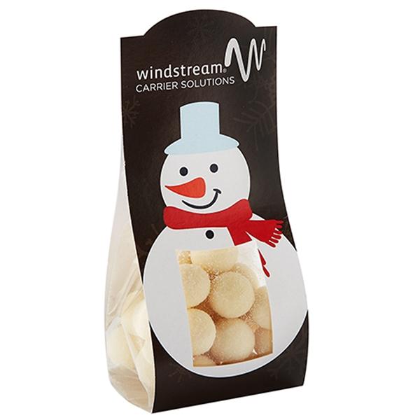 Small Candy Desk Drop w/ Sugar Cookie Snowballs (2.7 oz.)