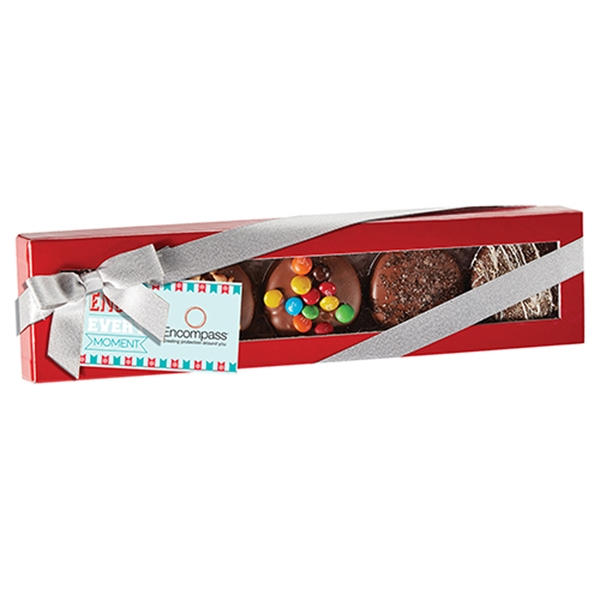 Deluxe Chocolate Covered Oreo® Gift Box