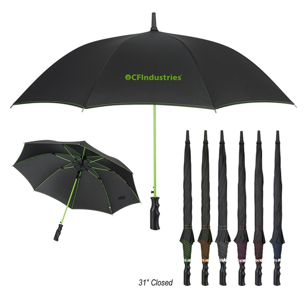 "47"" Arc Vestige Umbrella"
