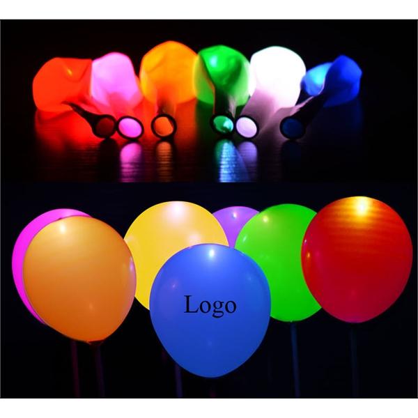 Blink LED Light Up Balloon