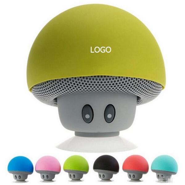 Wireless Mushroom Mini Bluetooth Speaker