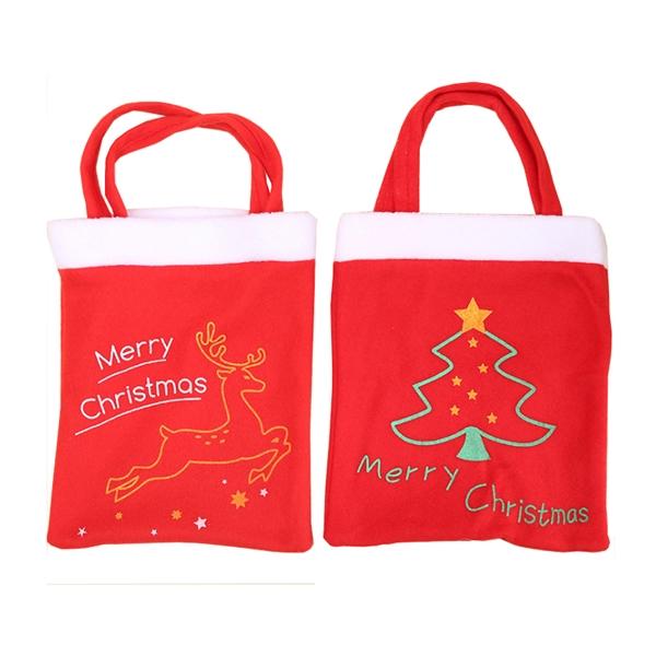 Christmas Theme Gift Handbag