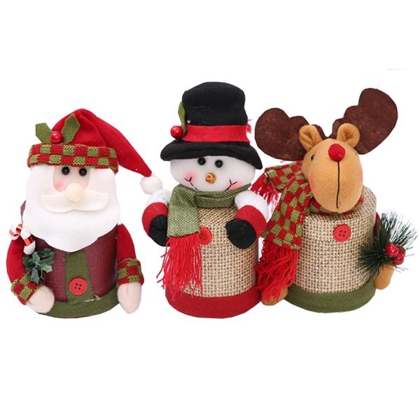 Christmas Decoration Candy Jar