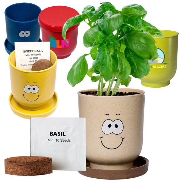 Goofy Grow Pot Eco-Planter
