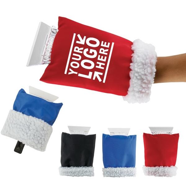 Hot Selling Thermal Glove Ice Scraper