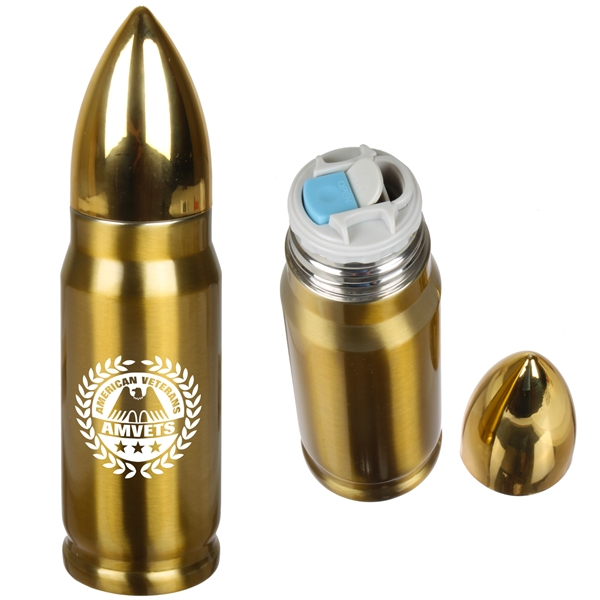 12 oz Bullet Bottle