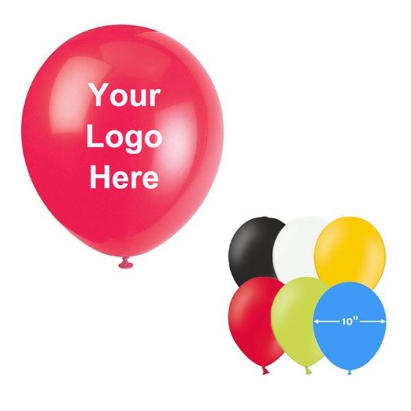 10 Inch Latex Balloons
