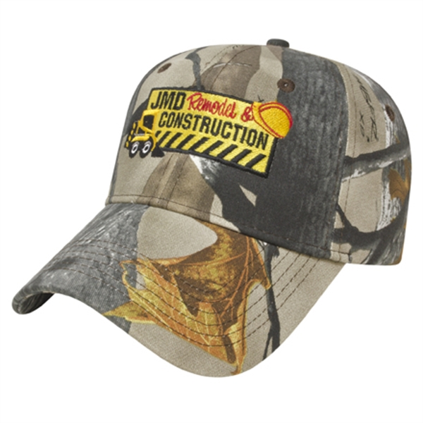 Six Panel TrueTimber® Camo Cap