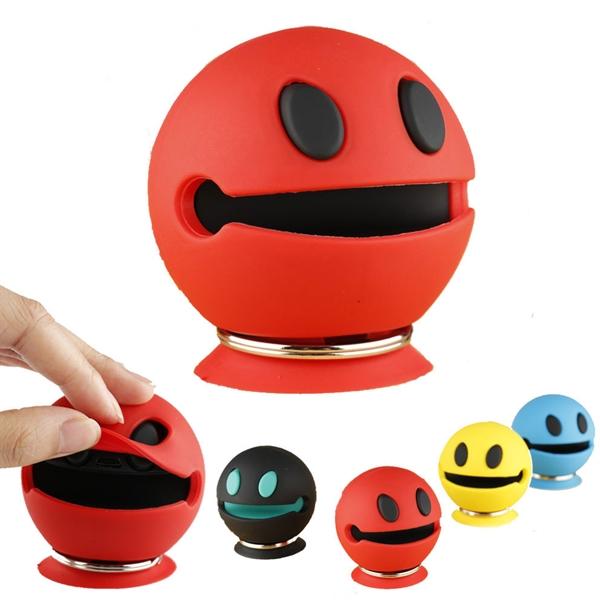 Emoji Emotion Wireless Bluetooth Speaker