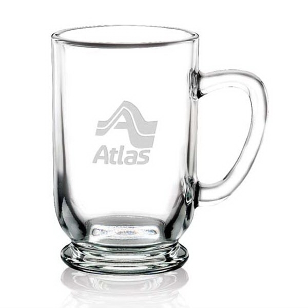 Polaris Mug - Deep Etch 16oz
