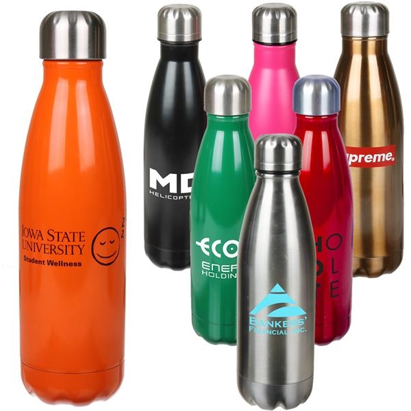 17 oz. Insulated Water Bottle