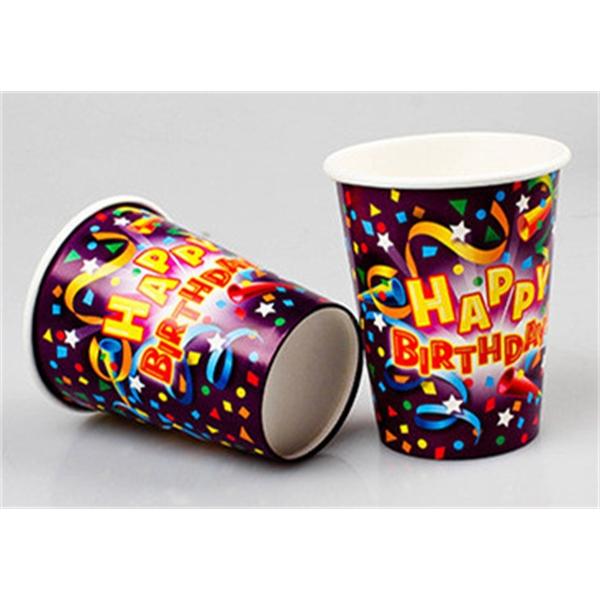 9 1/2 Oz. Hot/Cold Paper Cup