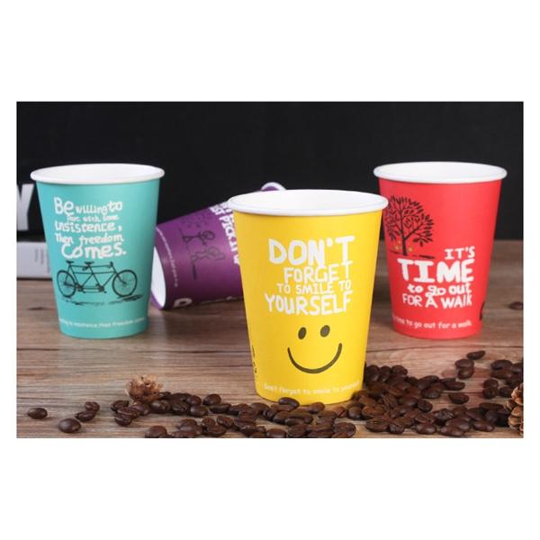 12 Oz. Hot/Cold Paper Cup