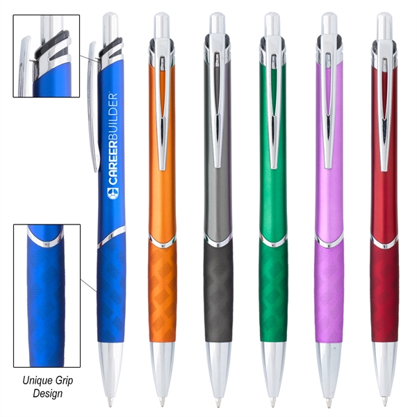 Crisscross Grip Pen