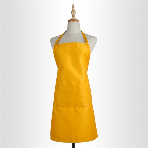 Customized Apron With Pockets ( 27 1/2