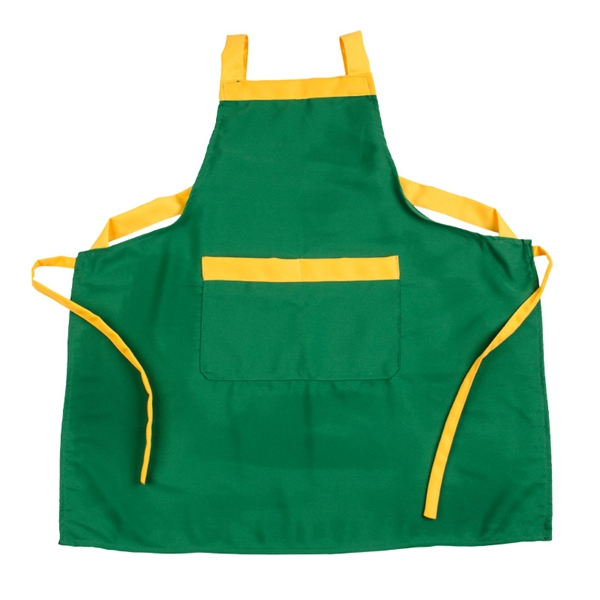 Apron With Pockets ( 28