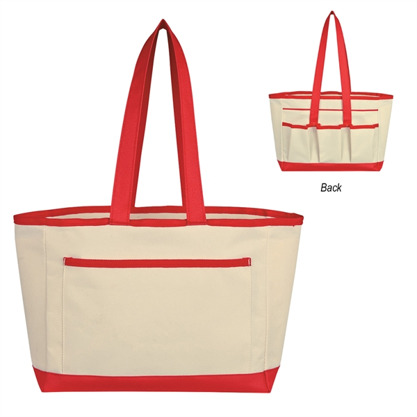 The Caddy Tote Bag