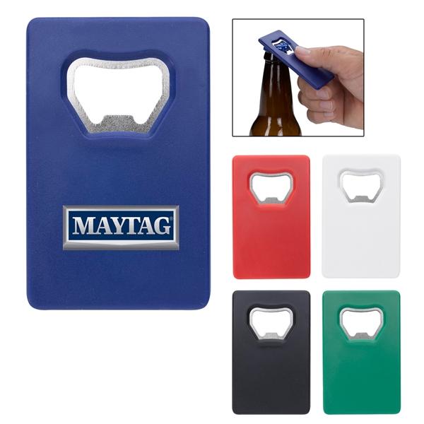 Lightweight Bottle Opener