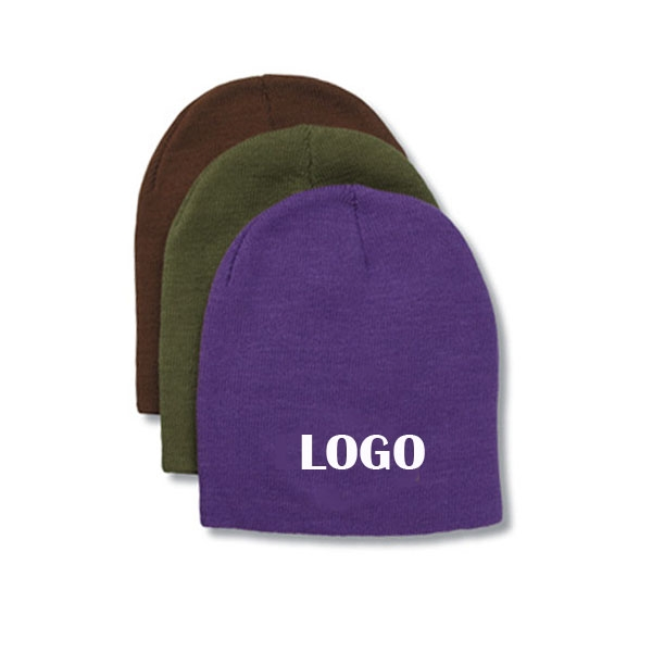 Customized Acrylic Beanie Hat