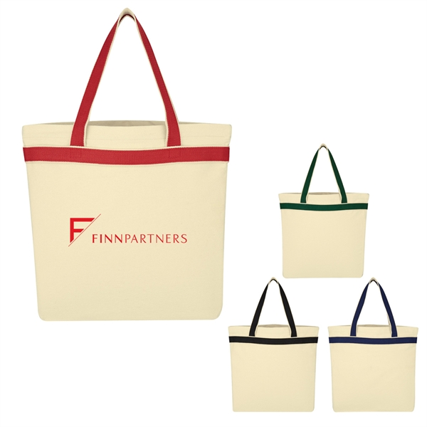 Senado Canvas Tote Bag