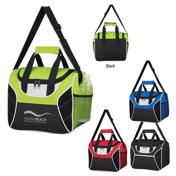 Mesh Accent Kooler Bag