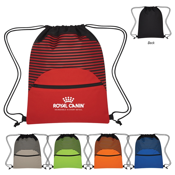Rize Drawstring Sports Pack