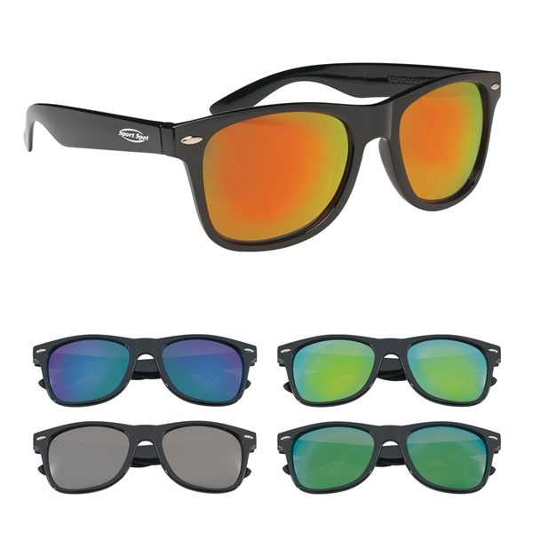 Mirrored Malibu Sunglasses