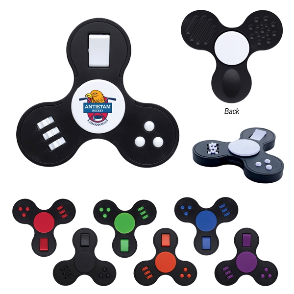 Multi-Function Fun Spinner