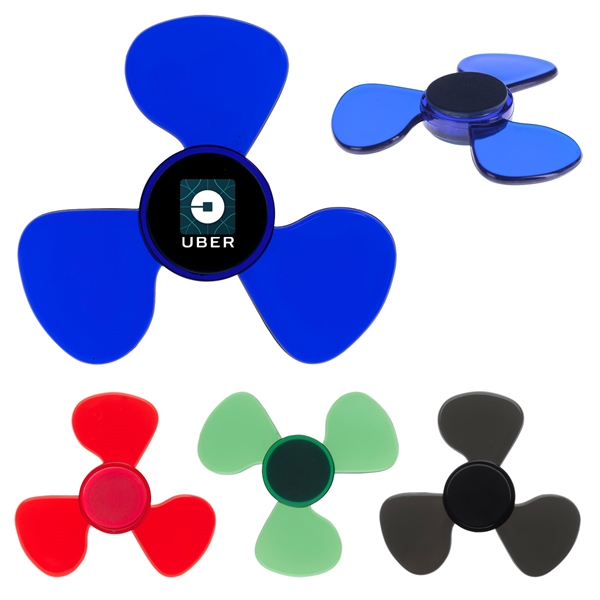 Fan Fun Spinner