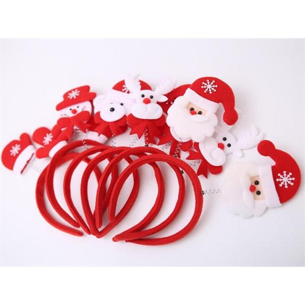 Christmas Headband Headwear Hair Hoop