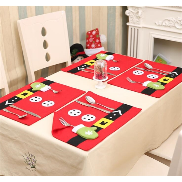 Christmas Decorations-Table Mat