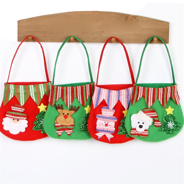 Christmas Candy Bags