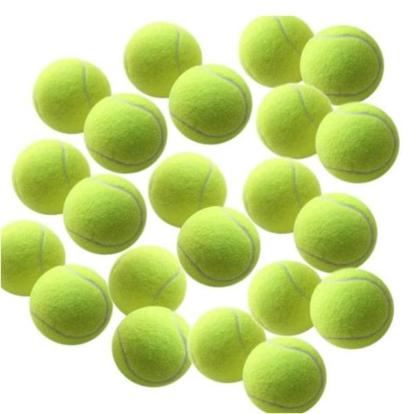 Green Advanced Training Tennis Balls