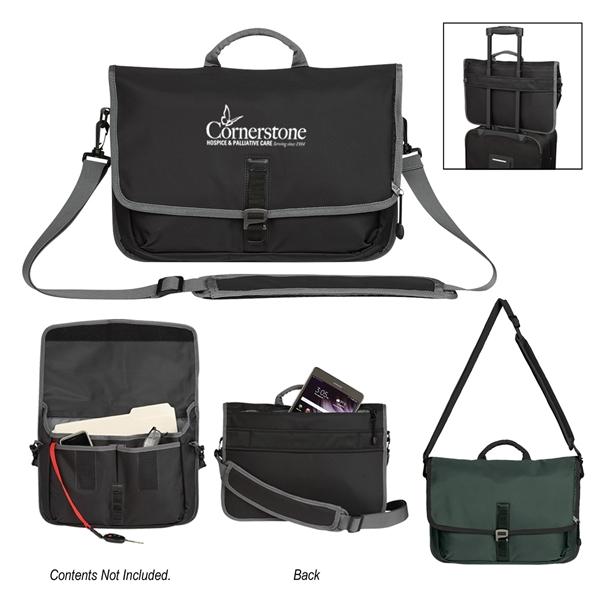 Tech Messenger Bag