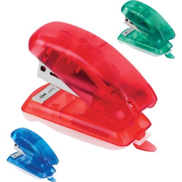 Mini Stapler Book Sewer with Staple Remover