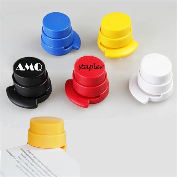 Classic Plastic Stapler With Staple-free
