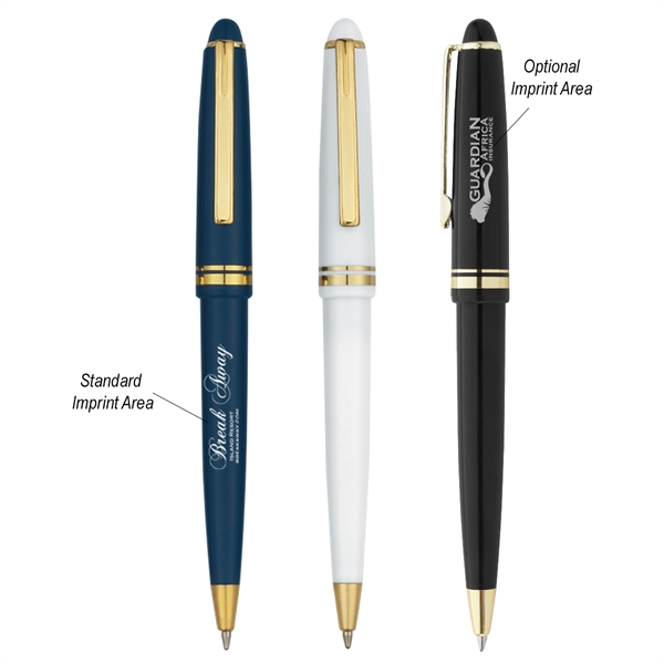 Cap Action Pen