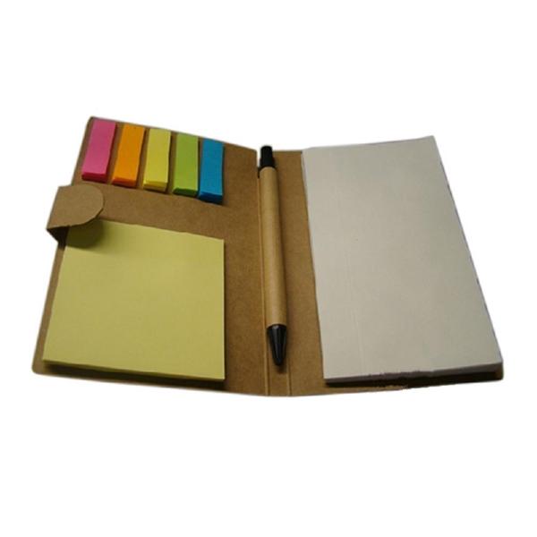 Snap Notebook with Desk Essentials
