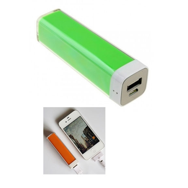 Power Plus Portable Smart Phone Charger