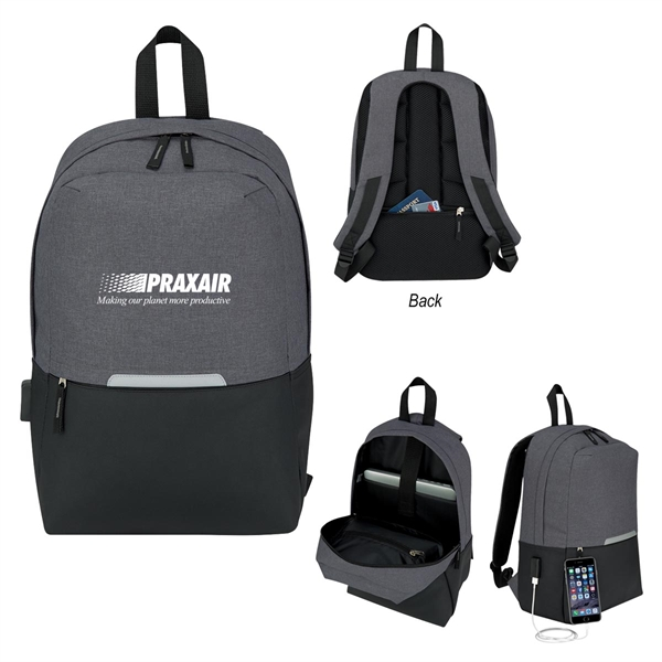 Computer Backpack With Charger
