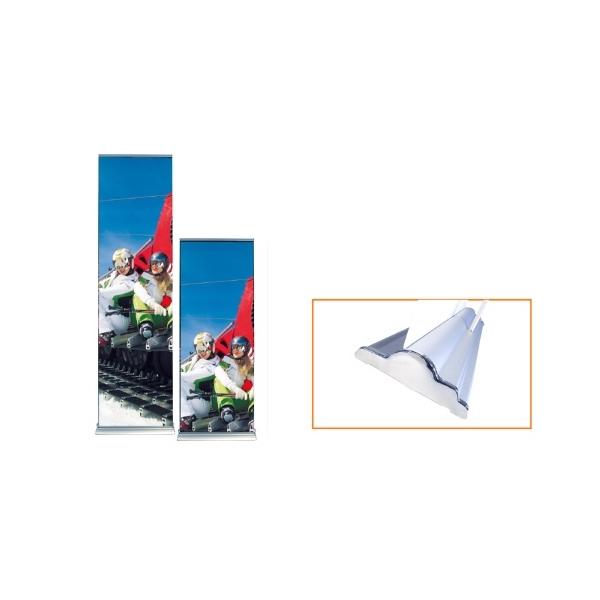 Premium Retractable Banner Stand 24