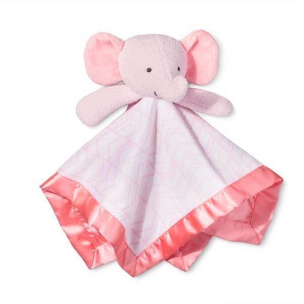 Baby Soft Satin Toy Blankets