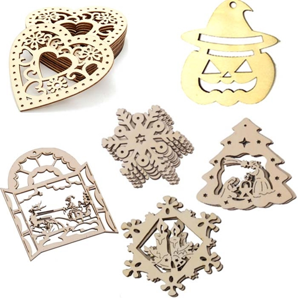 Hollow Carving Small Decorations