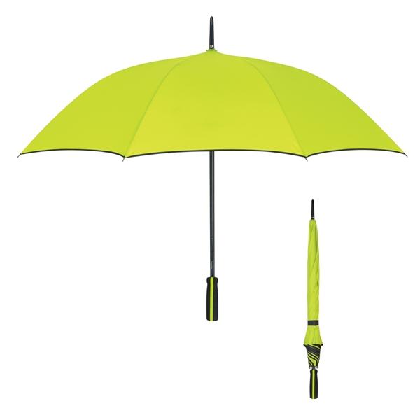"48"" Racer Arc Umbrella"