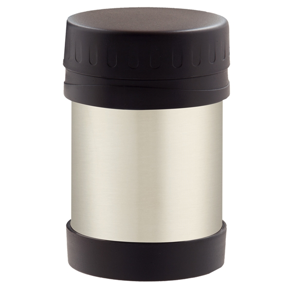 12 Oz. Stainless Steel Insulated Food Container