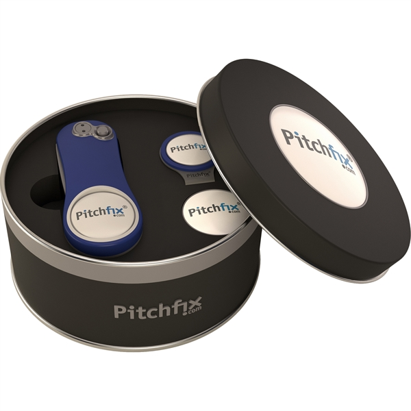 Pitchfix® XL 3.0 Golf Divot Tool Hat Clip Gift Set