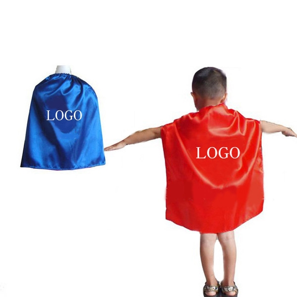 Child Superhero Cape