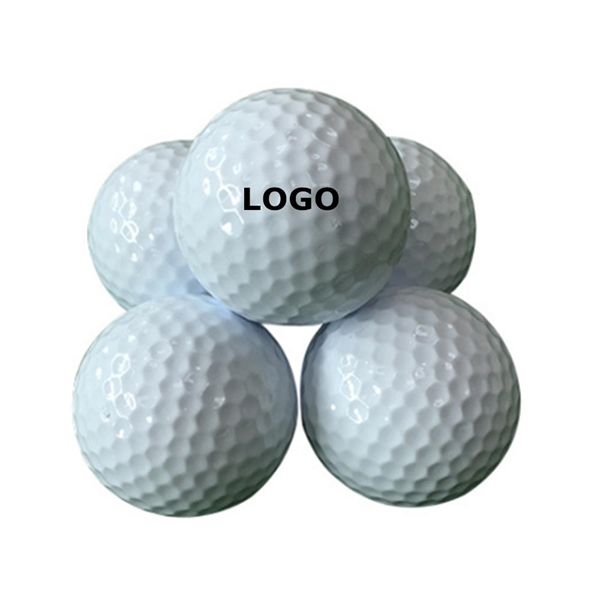 Double Layer Golf Practice Ball