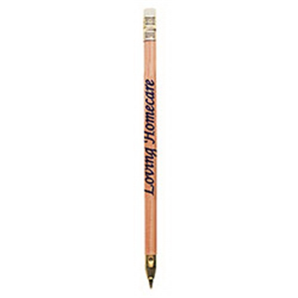 Good Value® Arrowhead Natural Pen